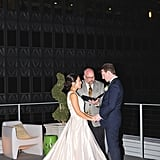 Dallas Rooftop Wedding