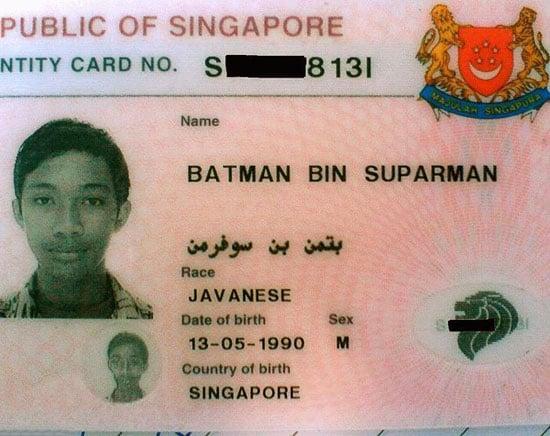 Javanese Superhero