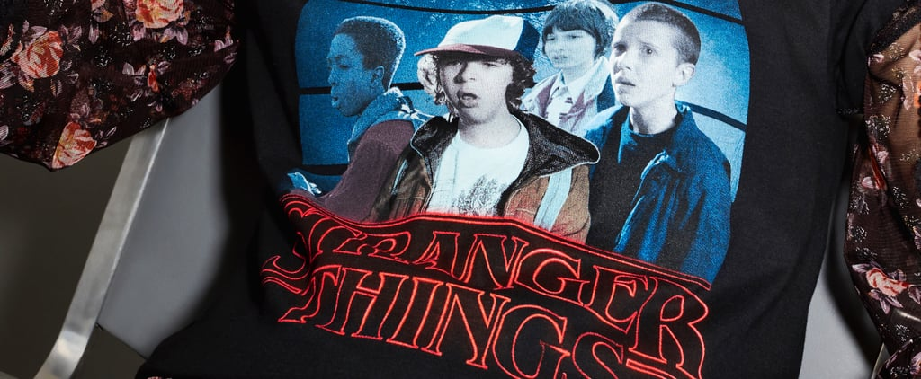Raise an Eggo For Topshop's Undeniably Epic Stranger Things Collection