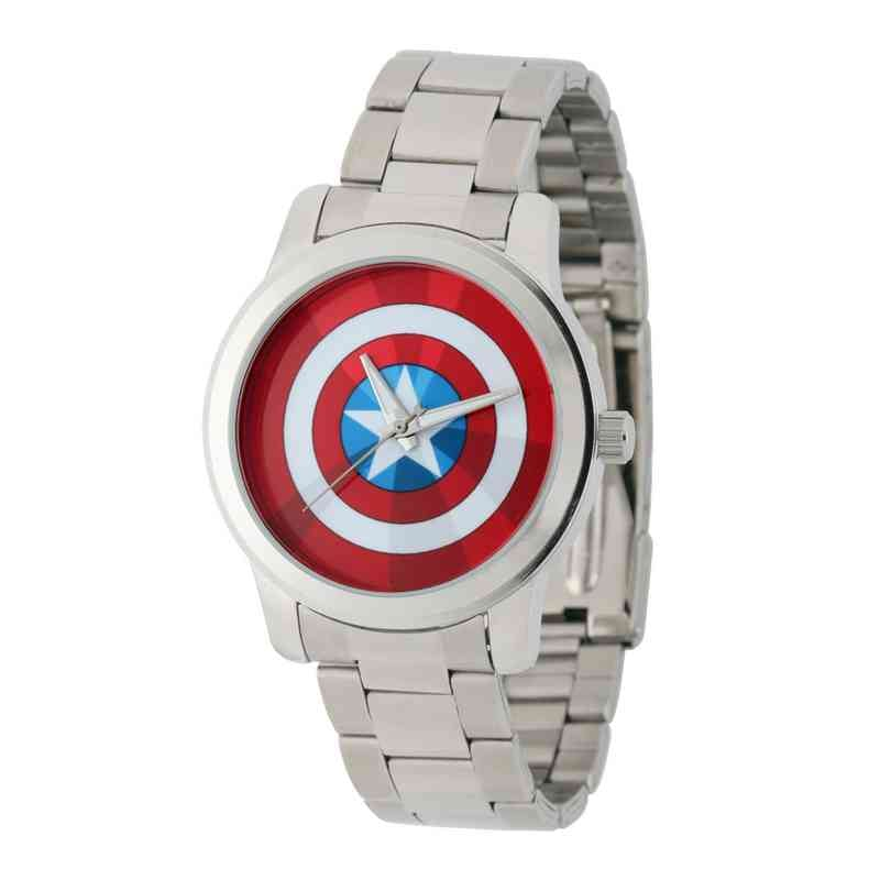 Captain America Steel Watch