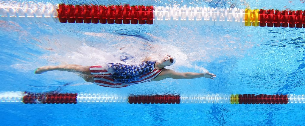 Watch Katie Ledecky Finish 1,500-Meter Freestyle Race Alone