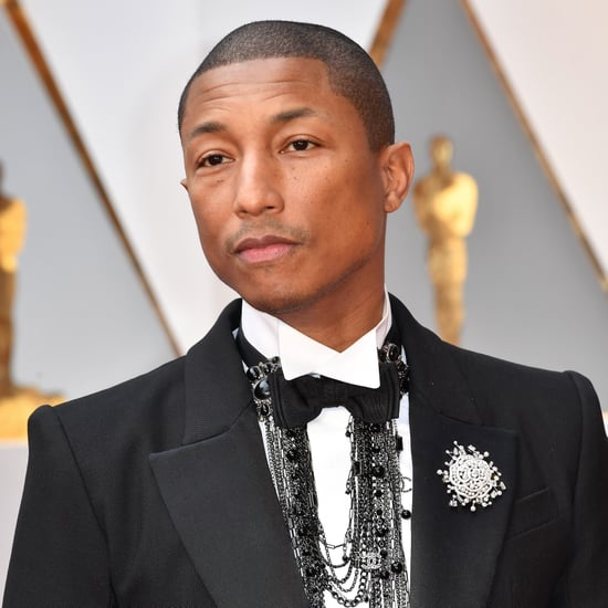 Pharrell Williams Producing Movie Based on His Childhood