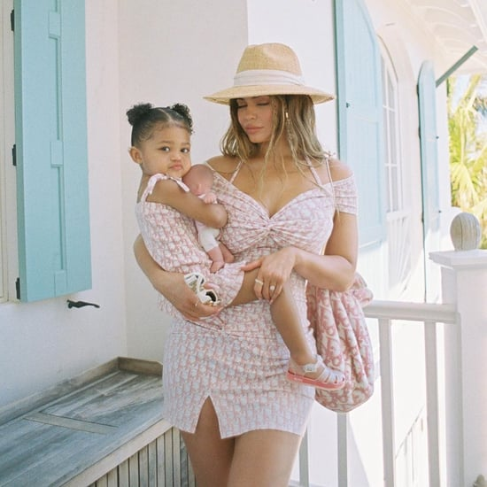 Kylie Jenner's Swimsuits on Holiday With Stormi and Stassi