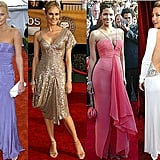 It's the Screen Actors Guild Awards tonight — here's a recap of 50 amazing looks from years past!