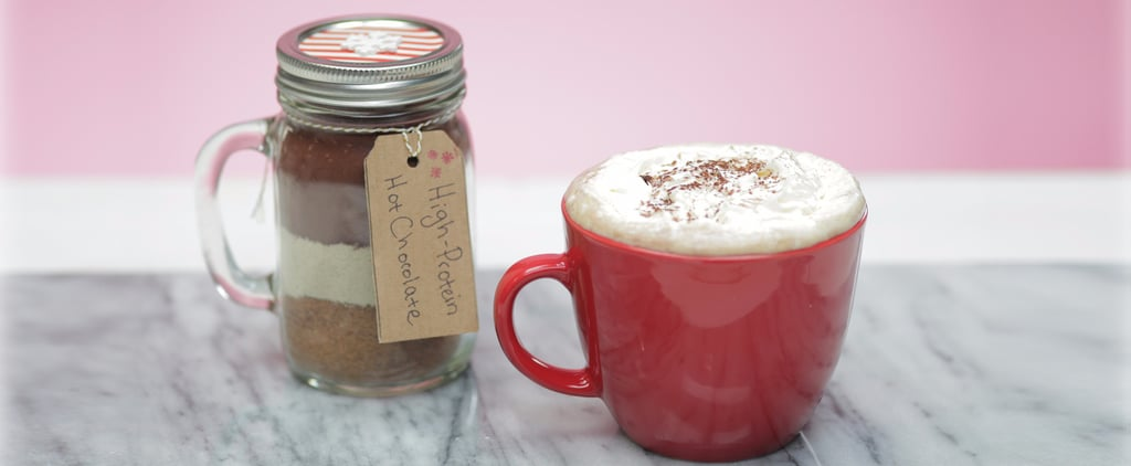 High-Protein Hot Chocolate Is the Perfect Winter Workout Recovery Drink