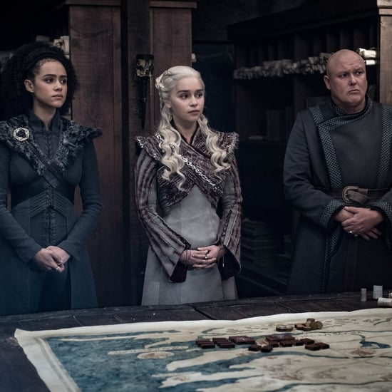 Emilia Clarke Talks About Episode 5 of Game of Thrones