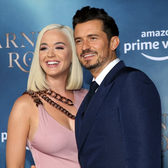 Katy Perry Gives Birth to First Child With Orlando Bloom