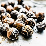 Dark Chocolate–Amaretto Cake Bites