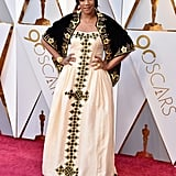 Tiffany Haddish at the 2018 Oscars