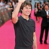 July 3 — Tom Cruise