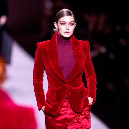 Gigi Hadid at Fashion Week Fall 2019