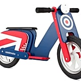 It may be a while until the royal baby can ride this Kiddimoto Union Jack Scooter ($102), but until then, it makes a great accessory for a playroom!