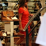 Pippa Middleton browsed on Kings Road.