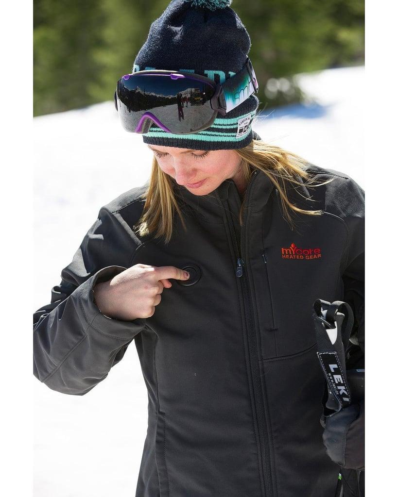 Women's Rechargeable Heated Jacket