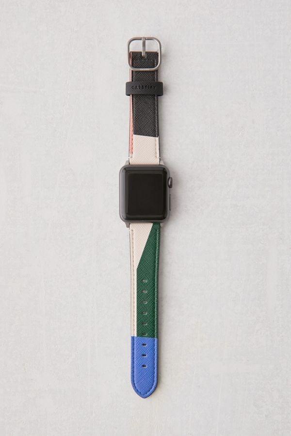 Casetify X Poketo Shapes Apple Watch Strap