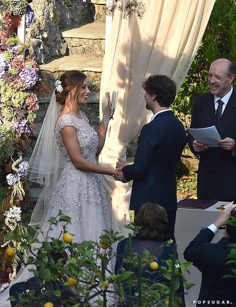 alyson michalkas wedding in portofino italy june 2015