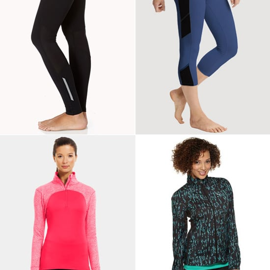 Cute Reflective Running Gear | Fall 2013