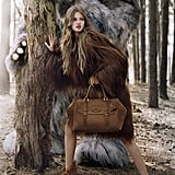 We love the charm and creativity showcased in Mulberry's nod to Where the Wild Things Are via its Fall campaign.
