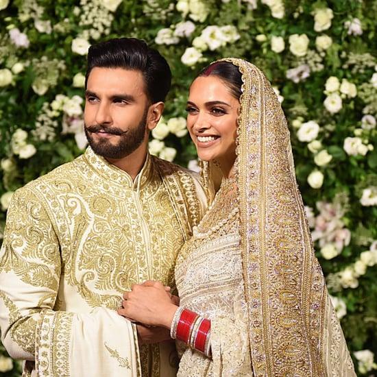 Deepika Padukone's Wedding Dress