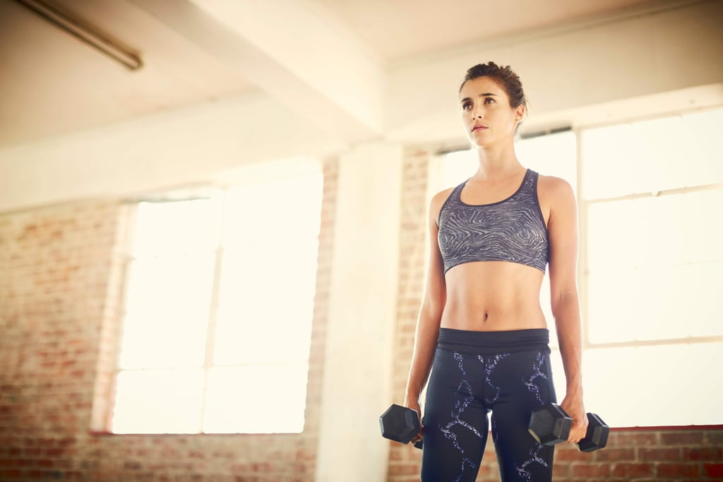 This Workout Is Designed to Carve Your Core and Sculpt Your Arms — Ready?