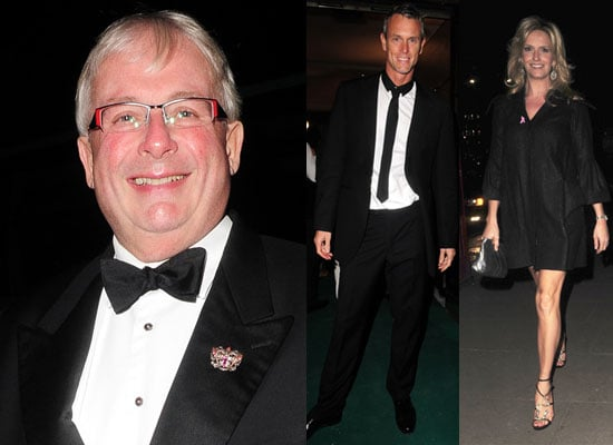 Photos of Christopher Biggins, Penny Lancaster and Mark Foster at Specsavers Spectacle Wearer of the Year Awards