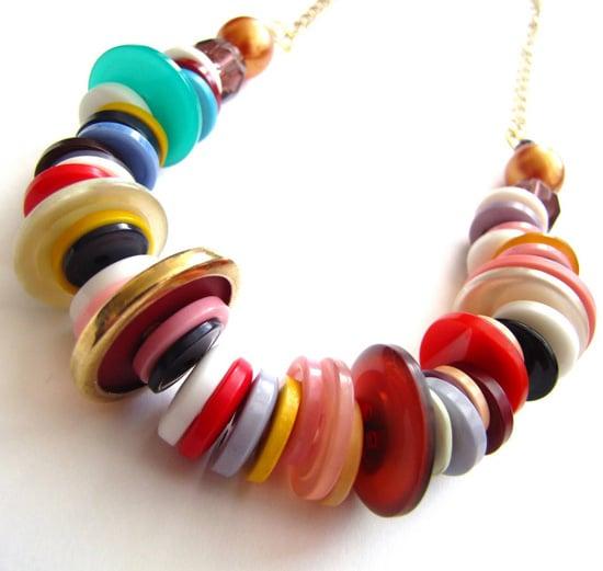 Button Jewelry Button Craft Ideas Popsugar Family Photo 6