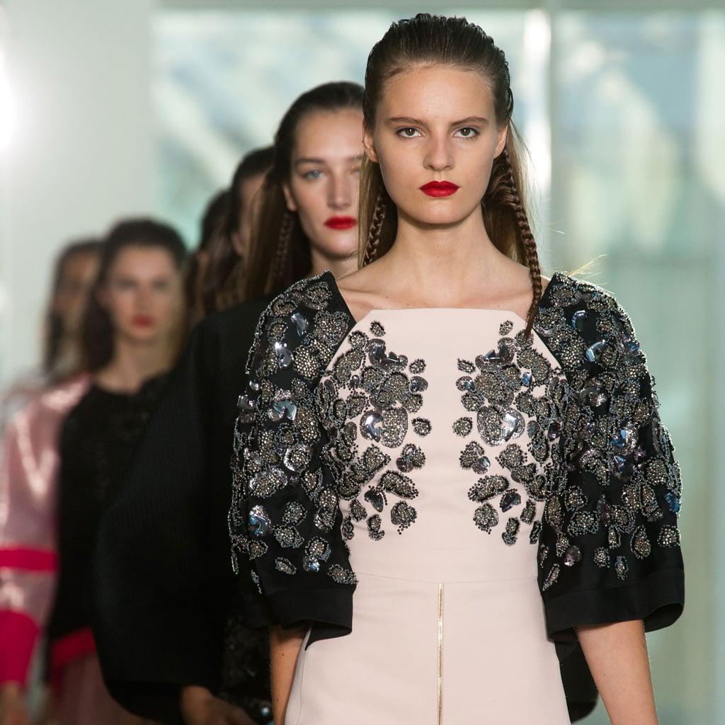 Antonio Berardi Spring 2014 Collection   London Fashion Week