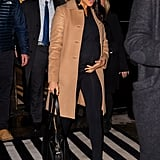 Meghan Markle Wears Athleisure Outfit in NYC Feb. 2019