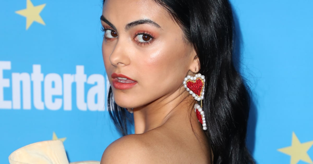 Camila Mendes's Latest Nail Polish Color Is a Power Move, and It's So Fitting