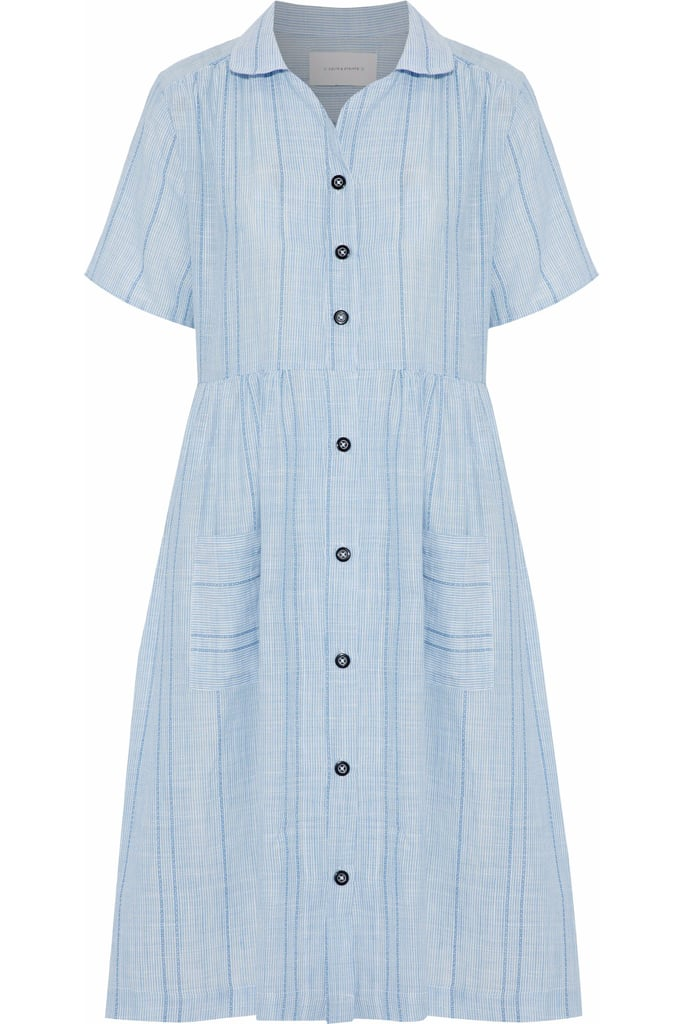 Solid & Striped The Pool Shirt Dress