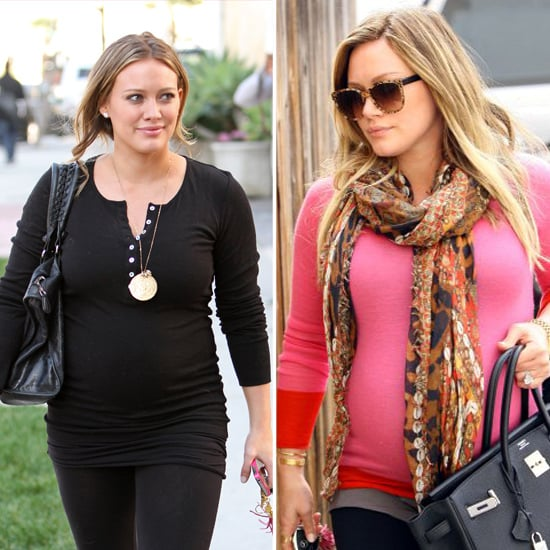 Hilary Duff Welcomes Baby Boy Luca Cruz! A Look Back at Her Youthful Maternity Style