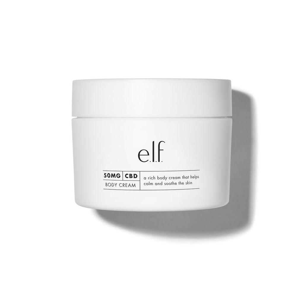 e.l.f. Cosmetics 50 MG CBD Body Cream
