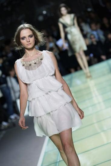 Milan Fashion Week, Spring 2008: Alberta Ferretti