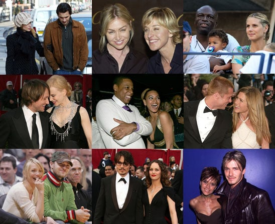 The Biggest Celebrity Relationships of the Decade: 2000-2009
