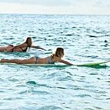 A Surf Yoga Retreat