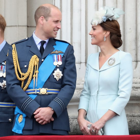Prince William Joking About Traveling Away From Children