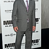 Will Smith Brings MIB 3 to NYC With Help From His Costars and Family
