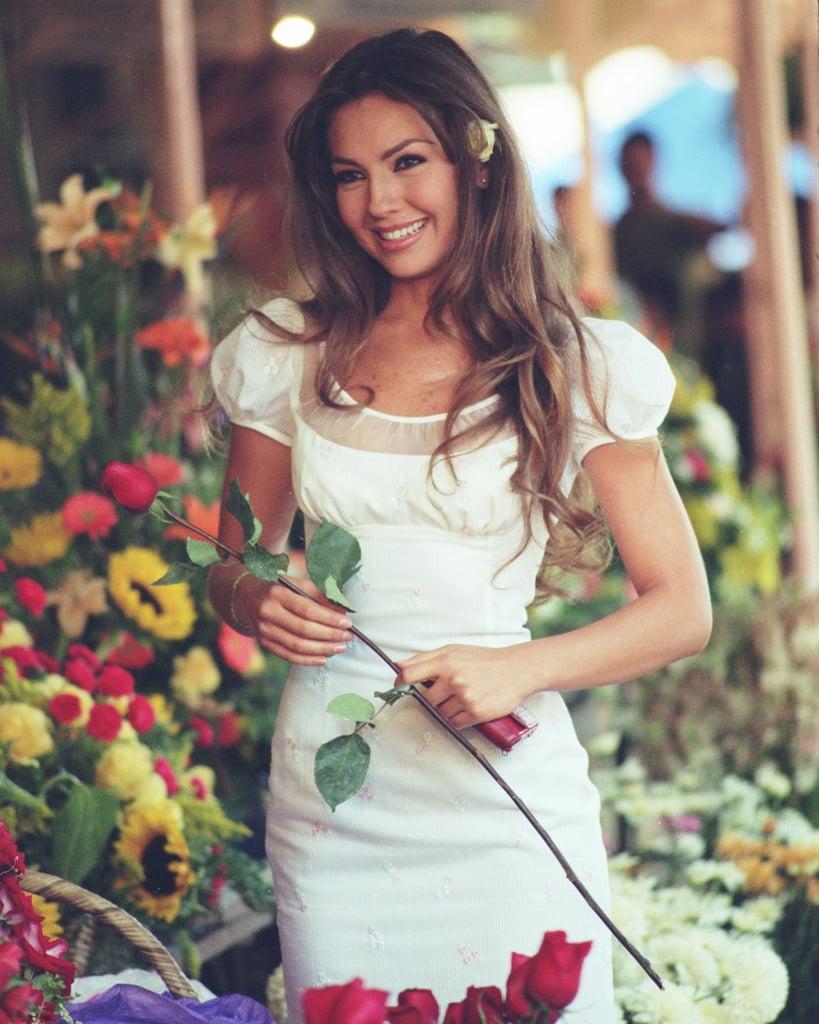Thalia's Telenovela Beauty Tips