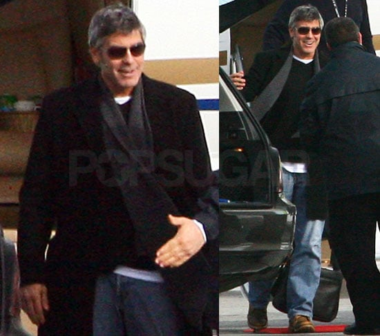 Photos of Elisabetta and George Clooney