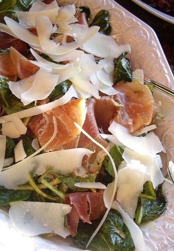 Reader Recipe: Warm Roasted Squash, Prosciutto and Pecorino Salad