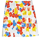 Erdem Adele Printed Cotton Skirt, $670
