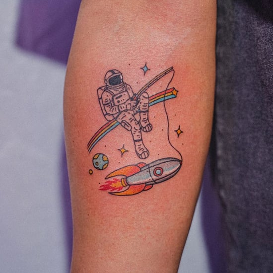 The Best Space Tattoo Ideas