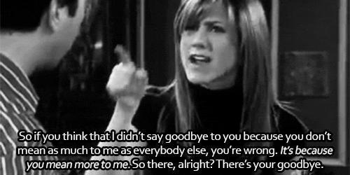 Goodbyes Hurt