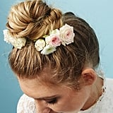 The Hairstyle: Braided Topknot