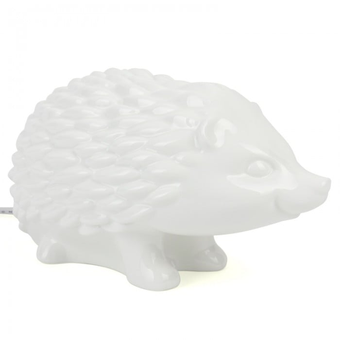 White Rabbit England Herbert Hedgehog Lamp