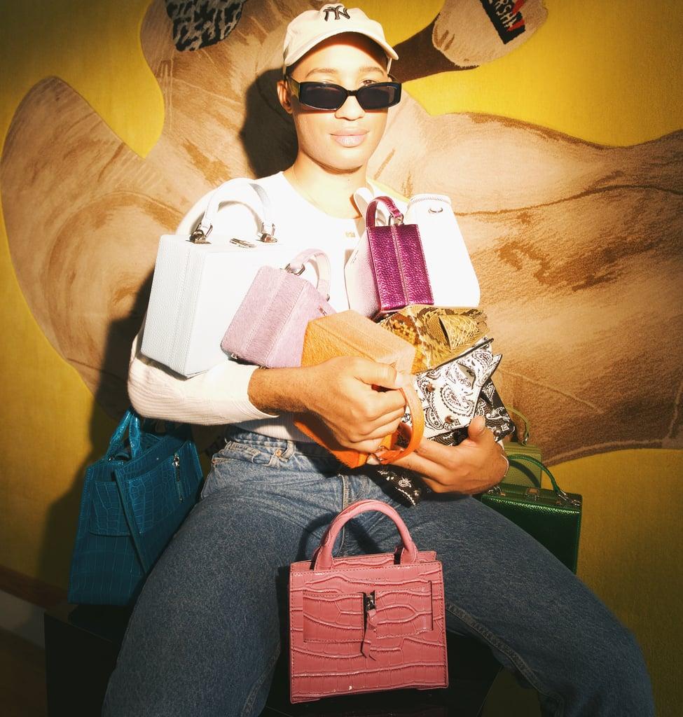 Brandon Blackwood on His Affordable Luxury Handbag Brand