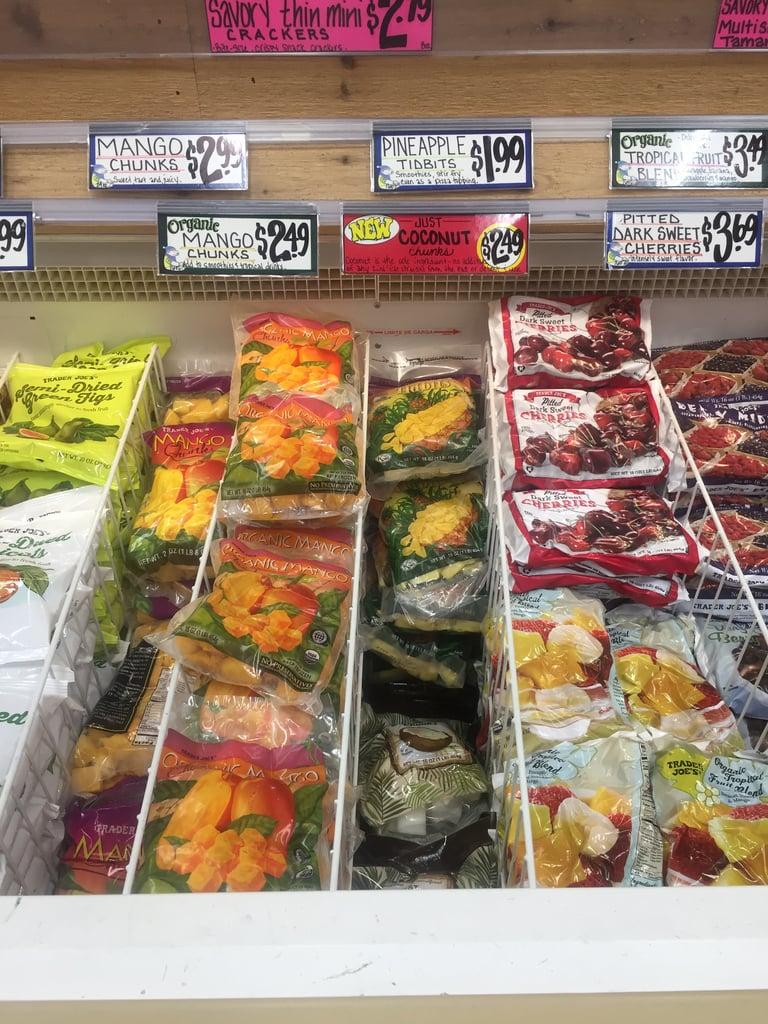 Frozen Fruit ($2-$4)