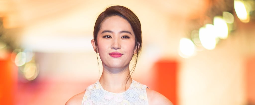 It's No Wonder Liu Yifei Is Playing Mulan; She's Been Wearing Disney Princess Gowns For Years