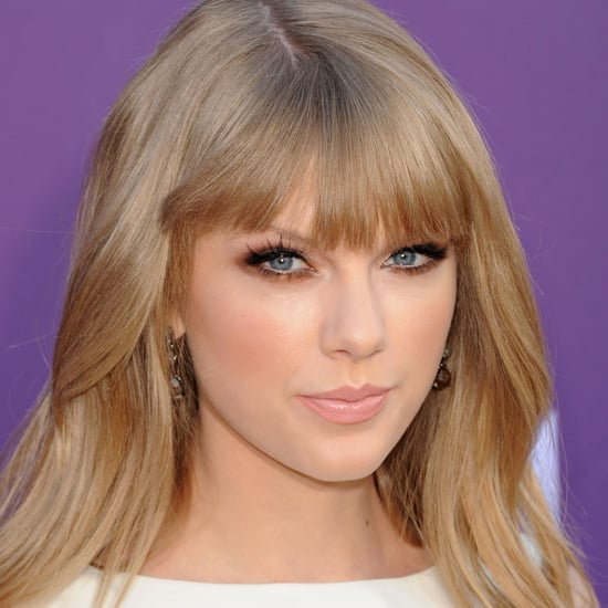 Taylor Swift's Beauty Look at the 2012 Academy of Country Music Awards
