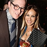 Sarah Jessica Parker's Broadway Date Night Doubles as a Sex and the City Reunion